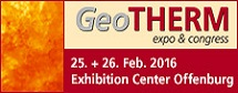 GeoTHERM - expo & congress
