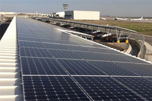 South Africa boasts of first green airport in Africa