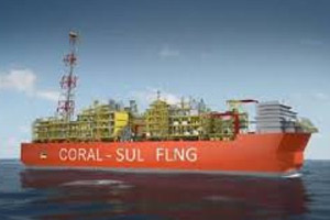 UTEC Wins Survey Work Coral-Sul FLNG Assignment at Offshore Mozambique