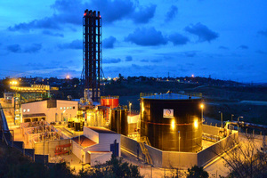Natural Gas Plant Project in Kenya Revived