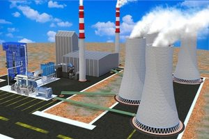 New Thermal Power Plant Ensures Steady Flow of Power