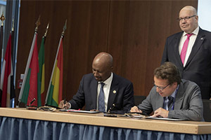 Voith Inks Deal for Ethiopian Hydropower Plant