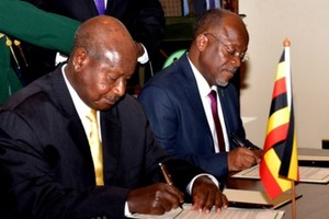Tanzania and Uganda Enhance Energy Cooperation