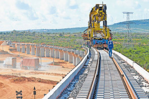 Tanzania- Regional Bank to Partly Fund Gas Plant and SGR