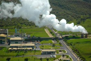 140MW geothermal power plant in Kenya to be constructed