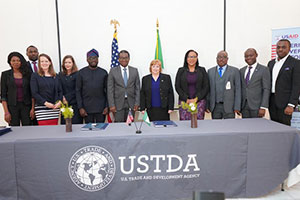 USTDA Permits Wind and Battery Project, Opportunities for U.S. Business in Kenya