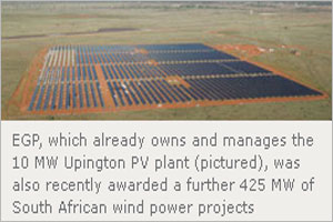 Enel Green Power announces start of construction on an 82.5 MW PV plant in South Africa