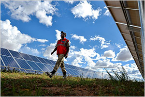 South Africa's CONCO Bags Eswatini Solar Power Project